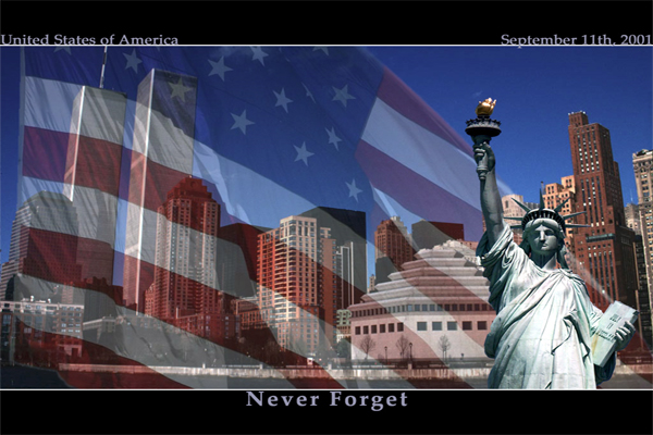 Today we remember 9-11 and what it did to change Lake Minnetonka and our country forever